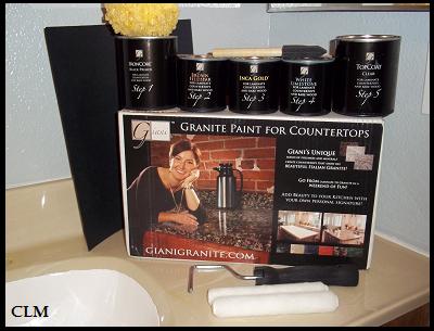 Giani Granite Counter Top Step 2
