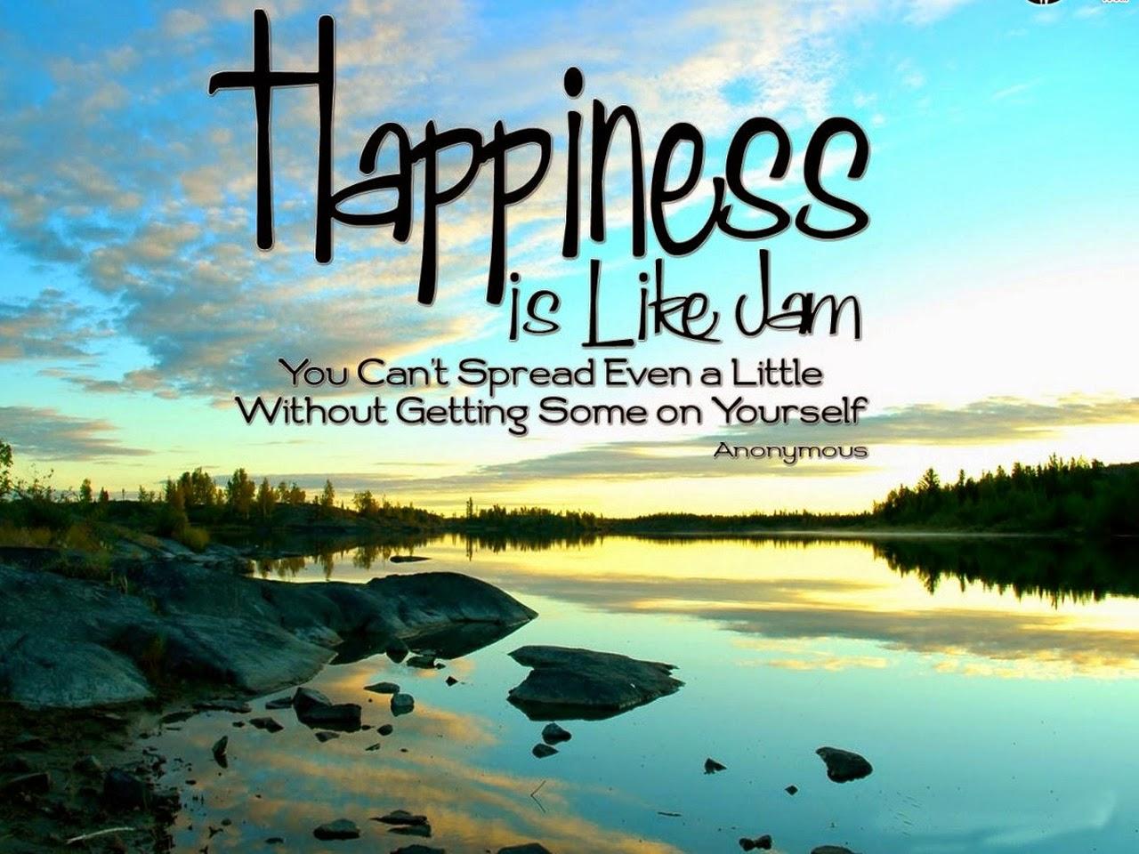 luxury quotes on happiness