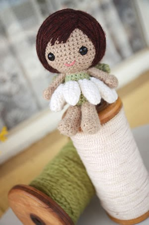 Amigurumi Fairy Free Pattern : 2000 Free Amigurumi Patterns: Margarita: free fairy ...