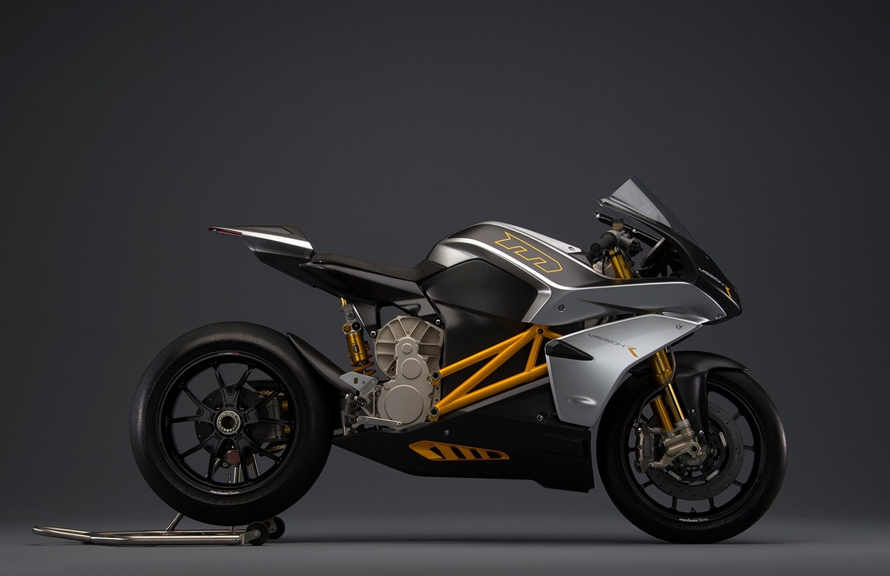 Mission R Sepeda Motor Zero Emission Tercepat Di Dunia