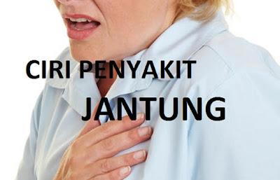 15 Gejala dan Cara Mencegah Penyakit Jantung