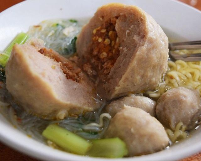 Resep Masakan Indonesia Resep Bakso Isi Mercon
