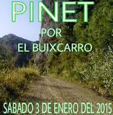 PINET POR LA SIERRA DEL BUIXCARRO.