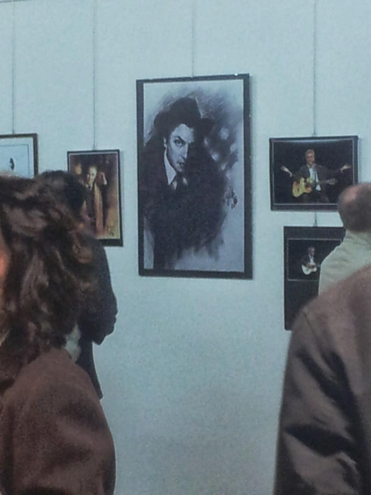 Ciao Federico. La mostra-omaggio di Giuseppe Di Caro a Fellini e al cinema italiano
