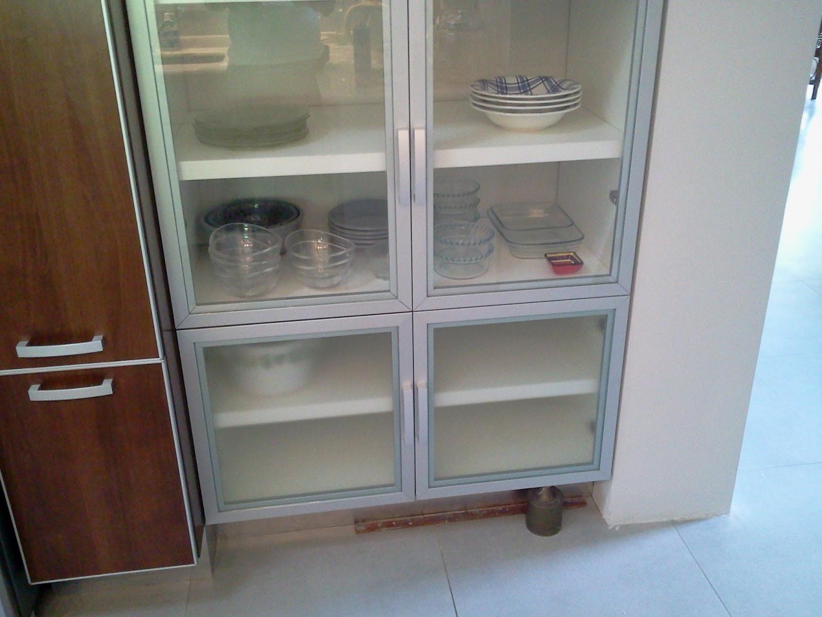 Proyectos de muebles cocina en el remanso - Puertas de cristal para cocinas ...
