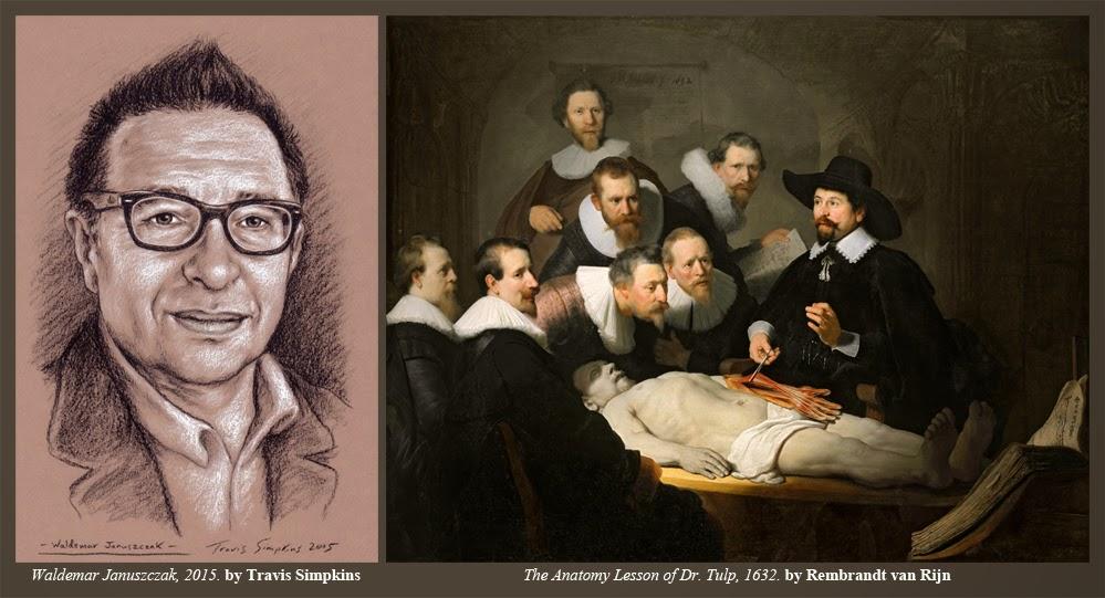 Travis Simpkins: Waldemar Januszczak, Art Critic & Historian. by ...