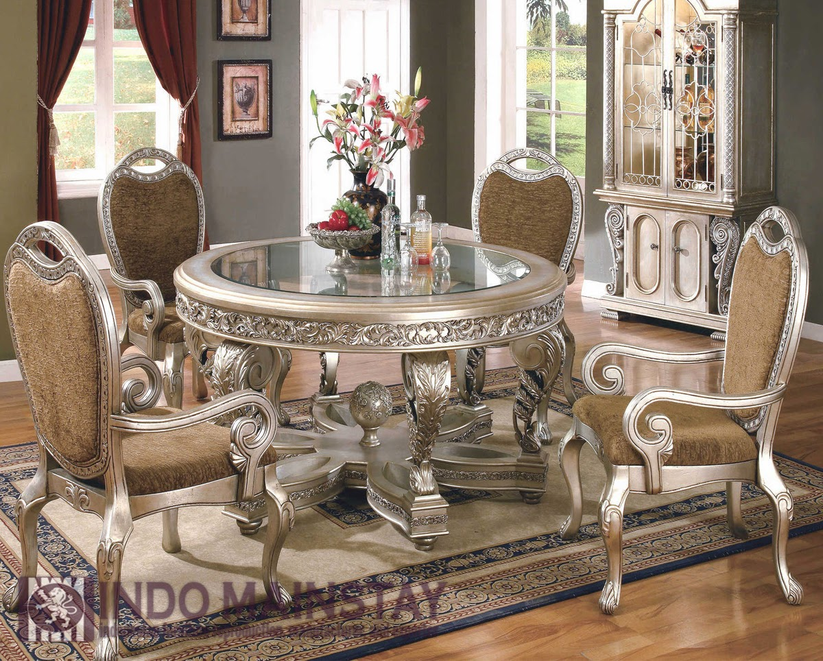 Antique Victorian Dining Room Sets