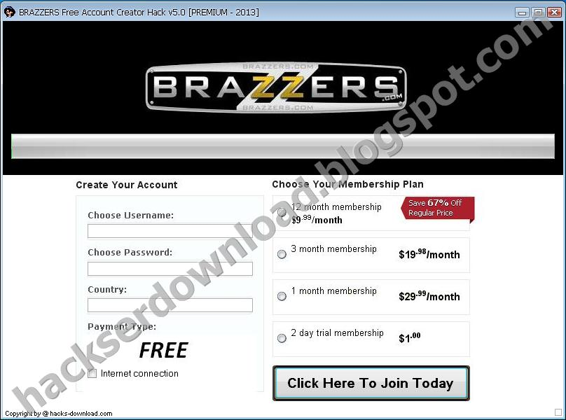 Free brazzers account details was teenager