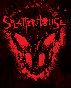 Splatterhouse 2010 Cover box art
