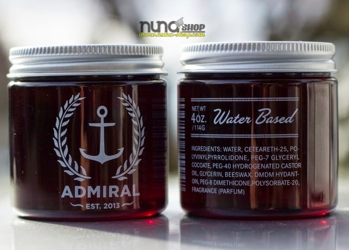 Admiral Strong Hold Waterbased ma In California Aroma Coconut