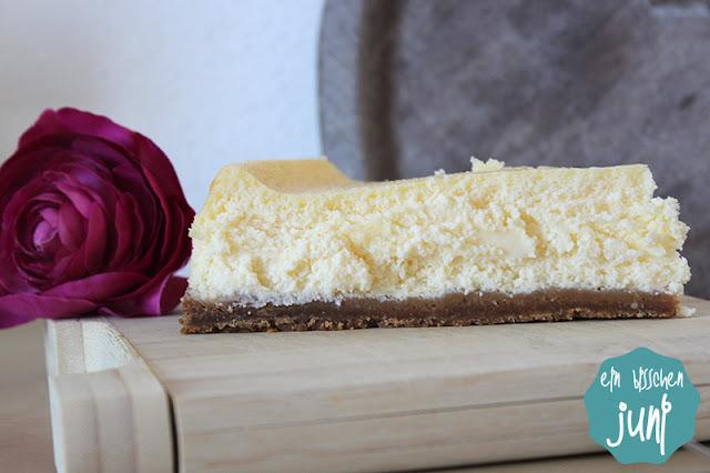 Cheesecake, American, Rezept