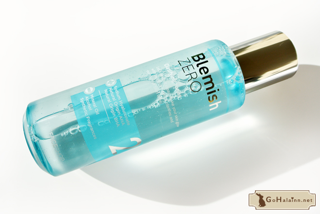 TheFaceShop Clean Face Blemish Zero Clarifying Toner Review