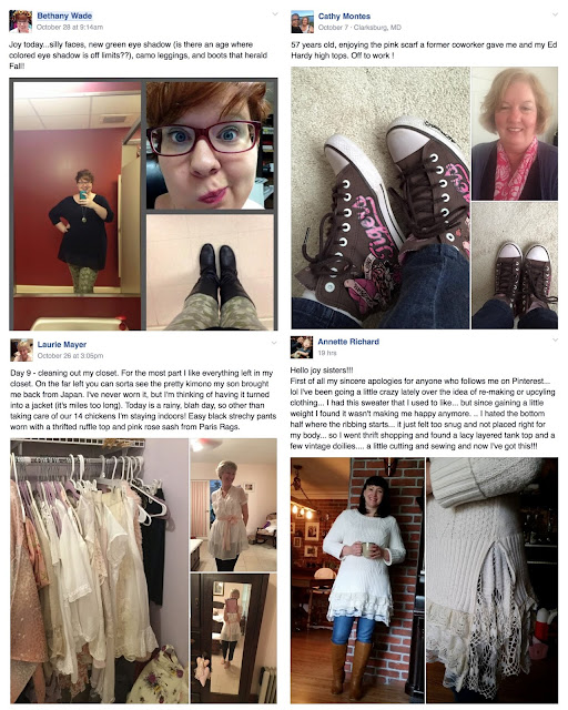 Sharing Your Fashion Journey with Joy