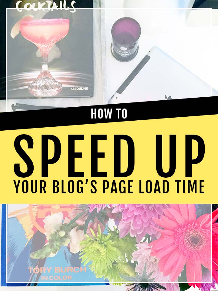 How to Speed Up Your Blog's Page Load Time from Venus Trapped in Mars [Weekly Round-Up at High-Heeled Love]