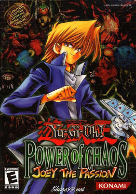 download Yu-Gi-Oh! Power of Chaos Joey The Passion
