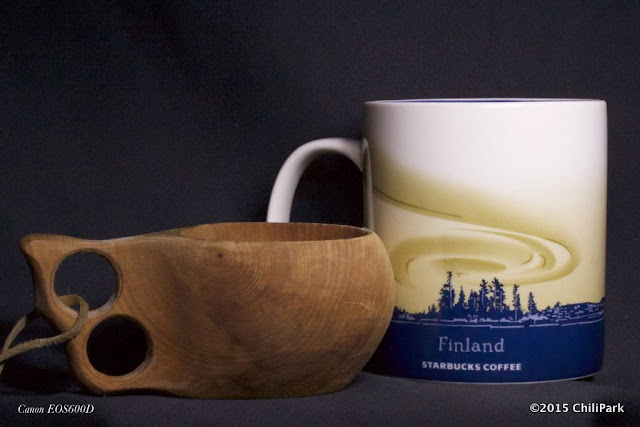Starbucks mug Finland