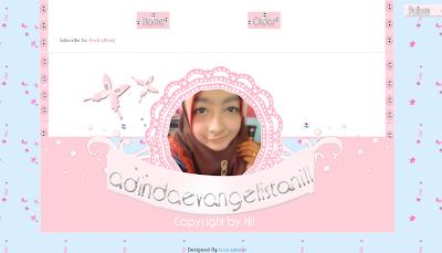 tempahan edit blog,design blog,
