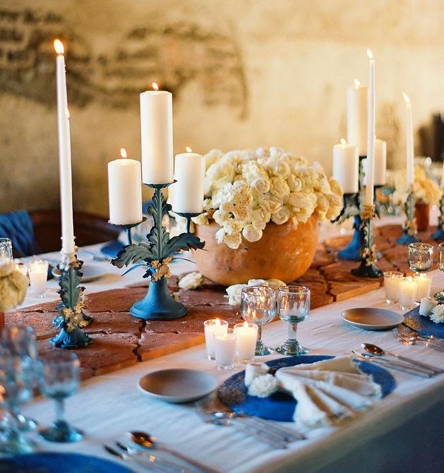 [Inspiration] Ideas decorativas para tu mesa de Navidad