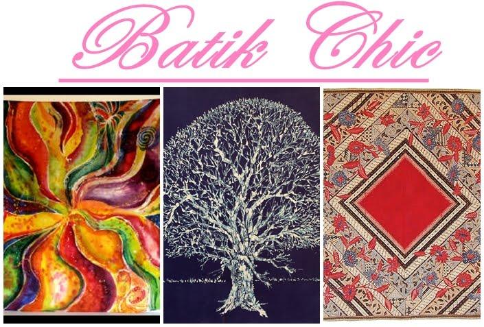 Batik Sutera Kelantan Terengganu