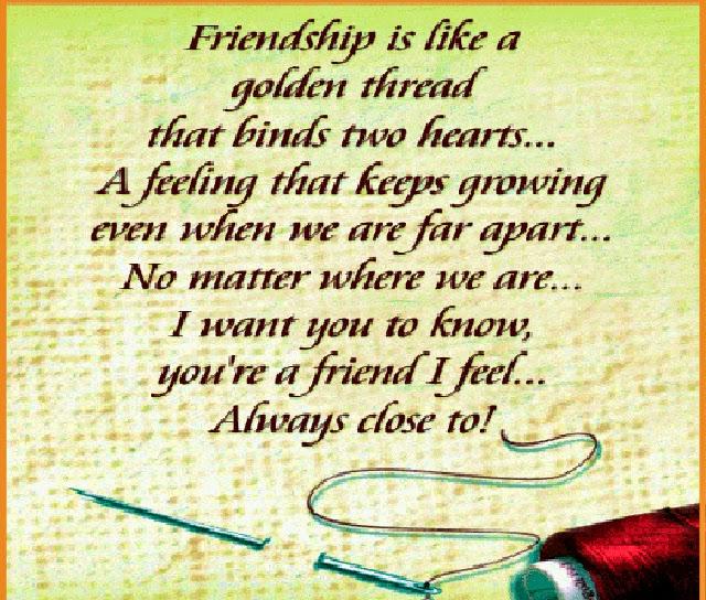Friendship Quotes, part 5