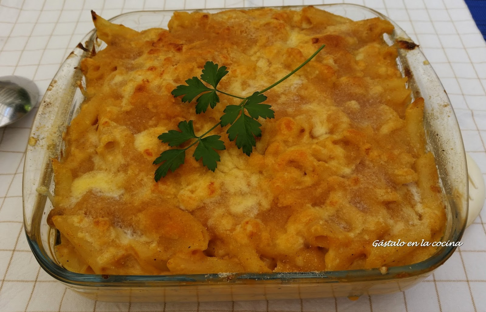 Gástalo en la cocina: MAC & CHEESE (MACARRONES CON QUESO)
