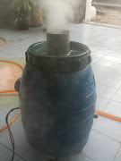 A New, More Powerful Mist Maker, Home Made !!!
