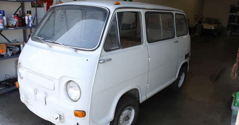 1969 Subaru 360 micro van for sale NOT for sale