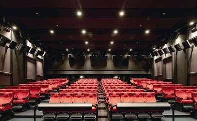 Foto unik aneh bioskop