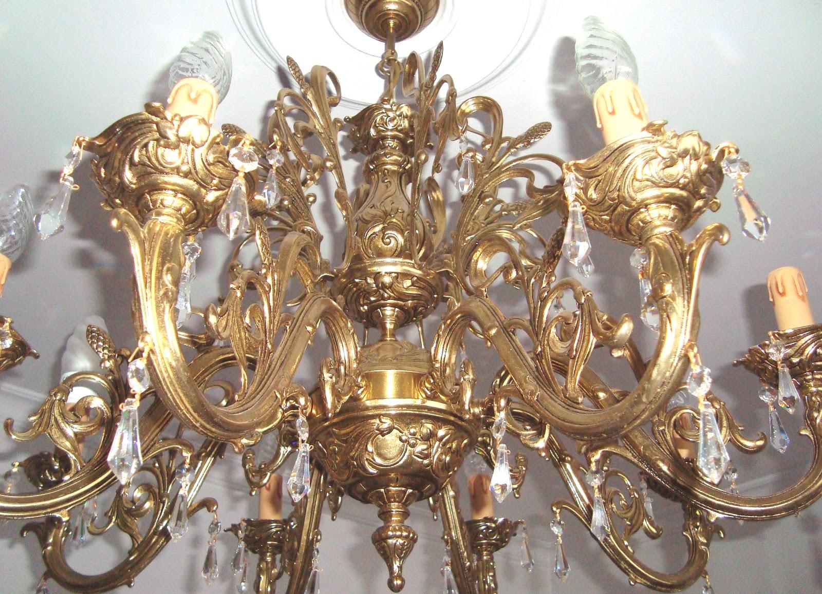 Love a la ltima decoraci n rococo for Decoracion rococo