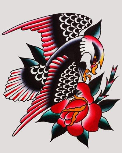 Vintage Tattoo mag-Tattoo Mag.# 63-November 1994