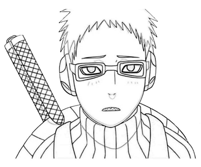 printable-naruto-chojuro-portrait_coloring-pages-1