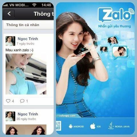 Zalo -Kết nối yêu thương
