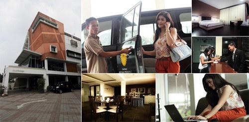 Hotel Boutique Pesona Cikarang