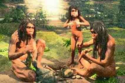 Indonesia, Zaman Prasejarah 1