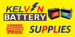 Kelvin Battery Supplies