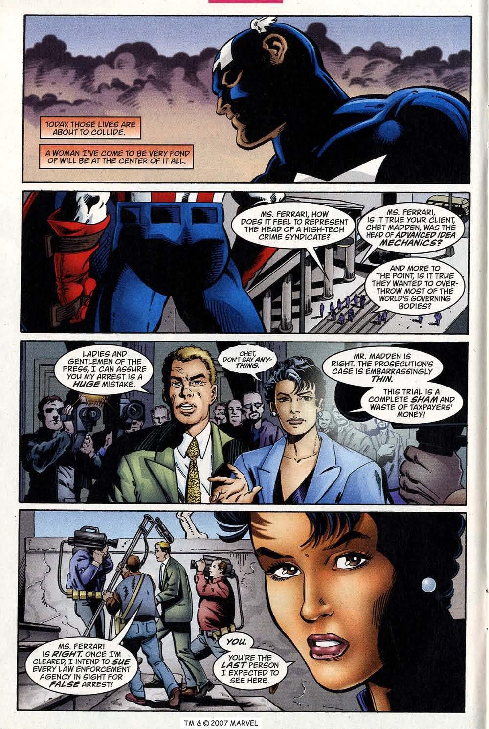 Captain America (1998) Issue #40 #47 - English 4
