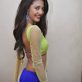 Daksha Nagarkar Hot Photo Gallery in Half Saree at Ak Rao Pk Rao Audio Launch CelebsNext (7)