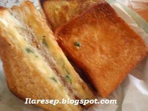 Resep Cara Membuat Roti Goreng Isi Tape