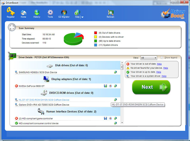 DriverBoost Pro 8.2 (2014) Full İndir – Driver Güncelleme
