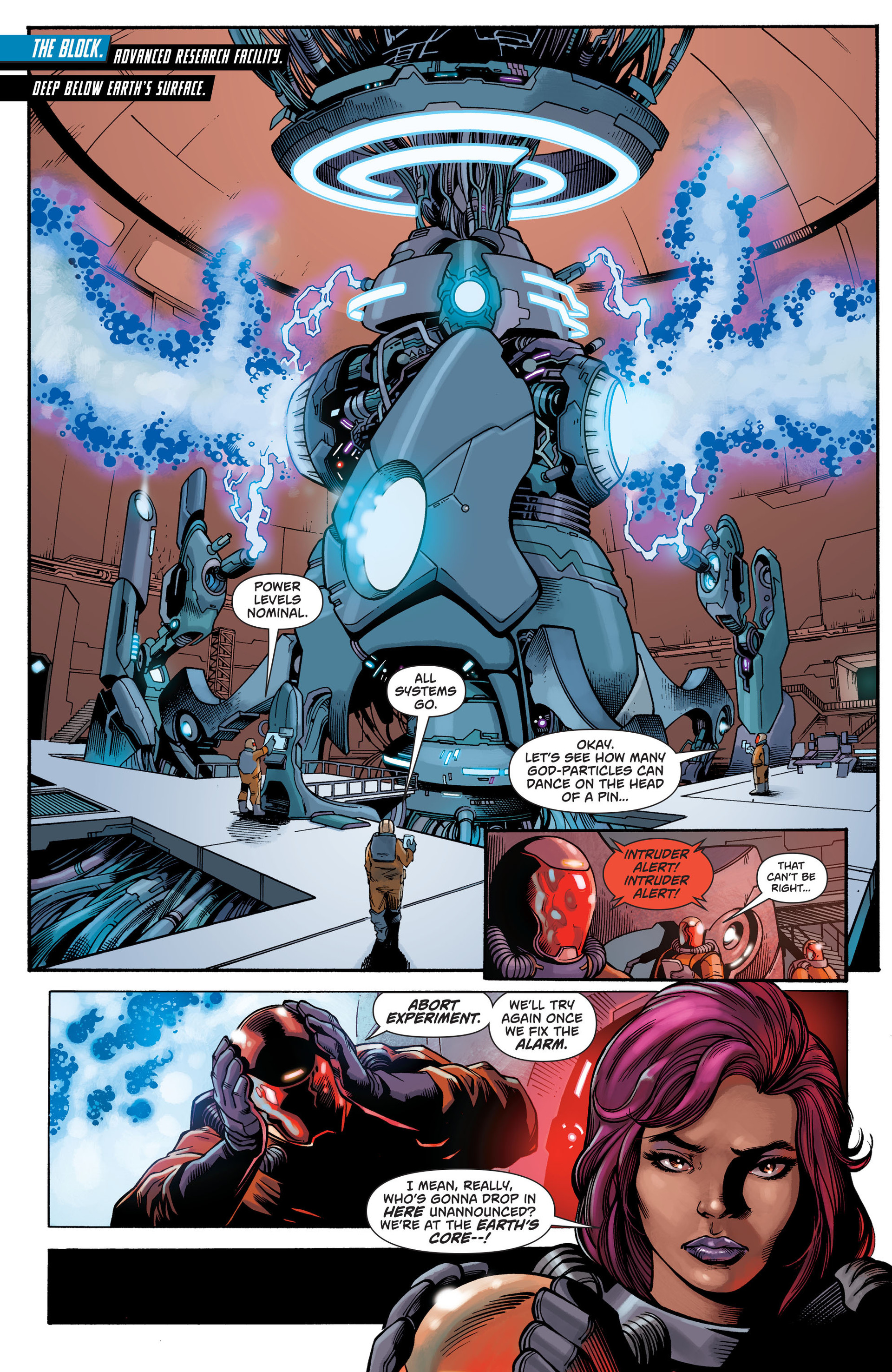 Supergirl (2011) Issue #26 #28 - English 7