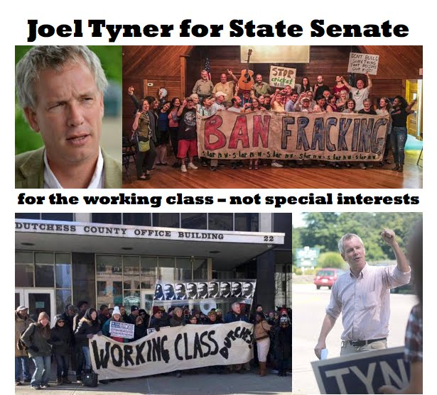 Joel Tyner for State Senate
