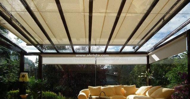 Fotos de techos cerramientos de policarbonato precios for Cerramientos de aluminio precio por metro cuadrado