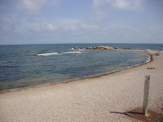 Cala La Buena Beach Landscape
