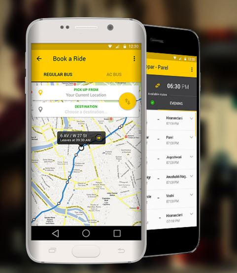 Cityflo Apps