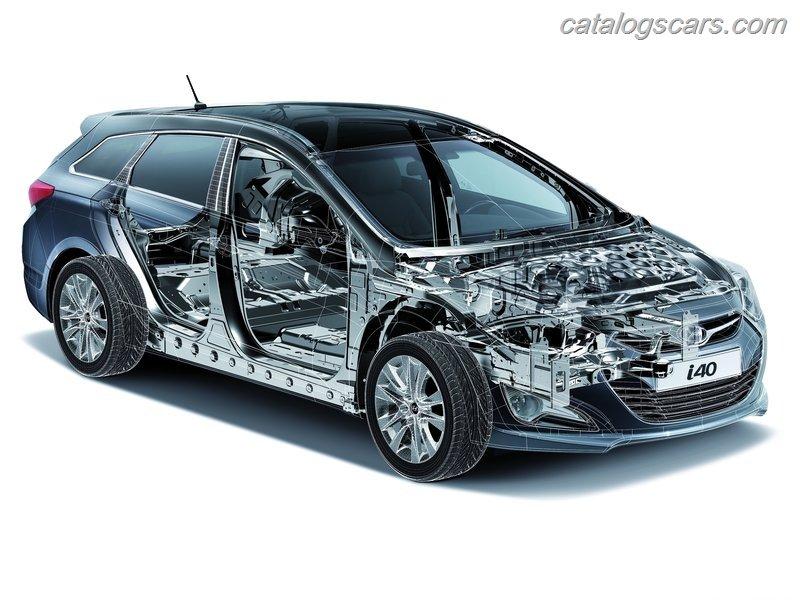 صور سيارة هيونداى i40 واجن 2012 - اجمل خلفيات صور عربية هيونداى i40 واجن 2012 - Hyundai i40 Wagon Photos Hyundai-i40-Wagon-2012-64.jpg