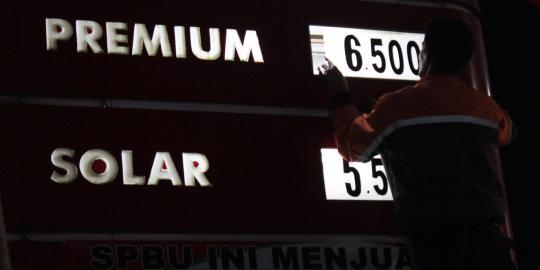 BBM Naik, Ini Harga Resmi Dari Pemerintah