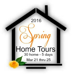Join 21 Rosemary Lane and 29 other bloggers for 30 fantastic spring Home Tours