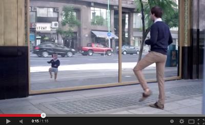 Дети танцуют реклама