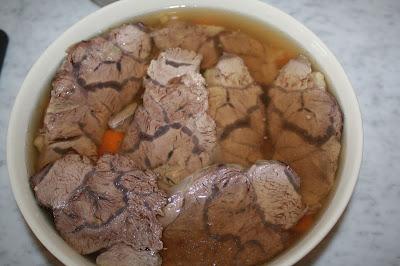 ricetta carne in gelatina