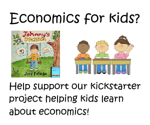 Kickstarter Project for Economics for Kids